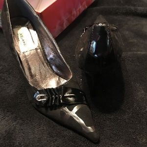 Gorgeous Black Dressy Pump